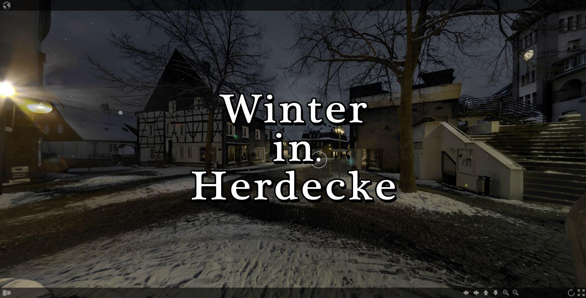Winter in Herdecke
