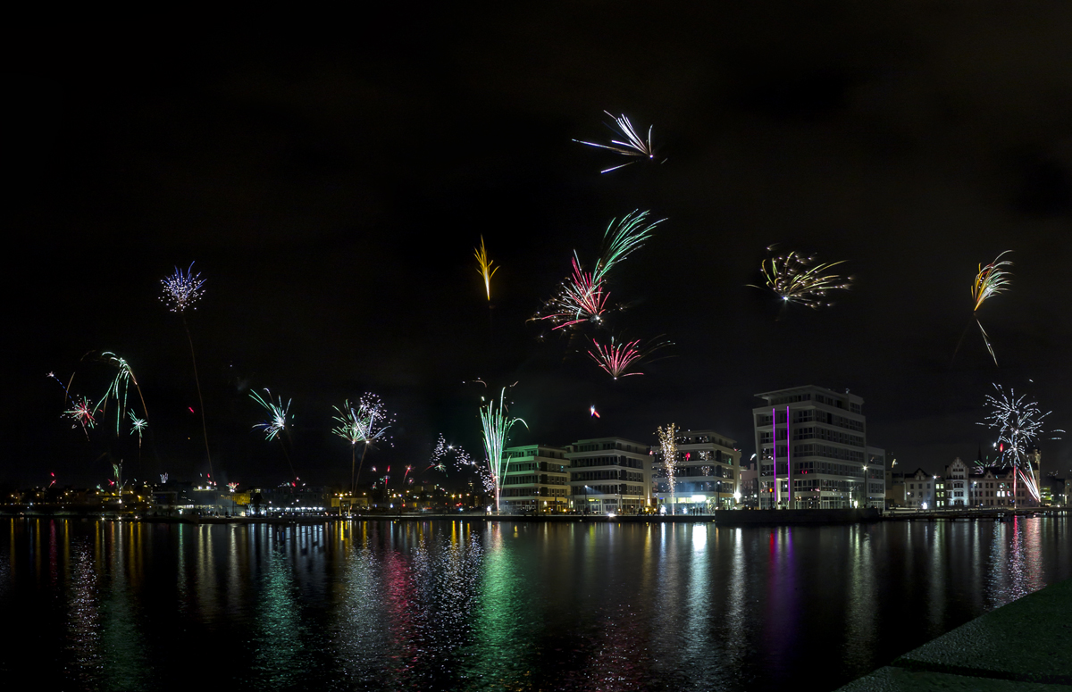 silvester am phoenixsee