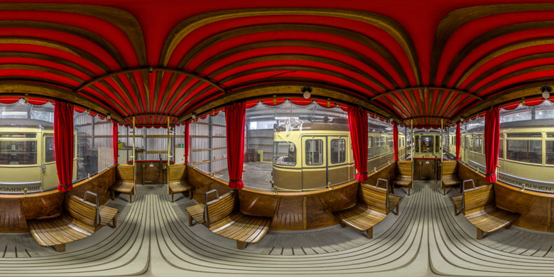 Nahverkehrsmuseum Bahnhof Mooskamp