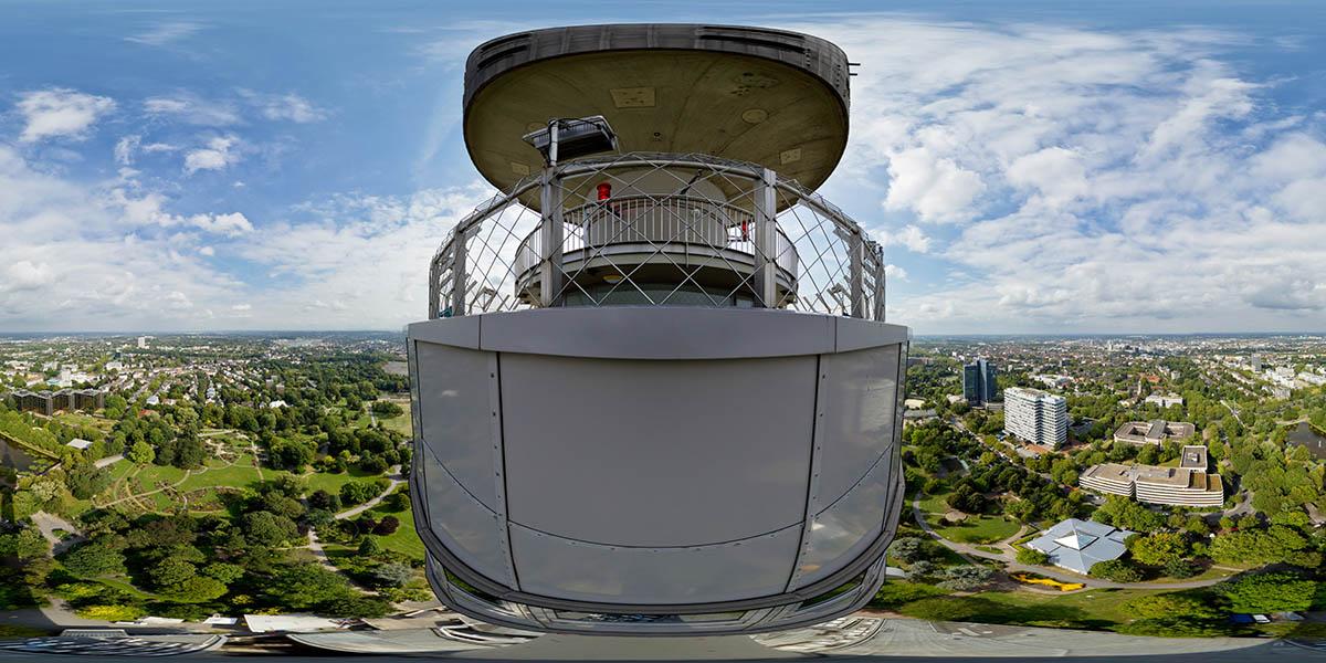 Florian Turm Panorama