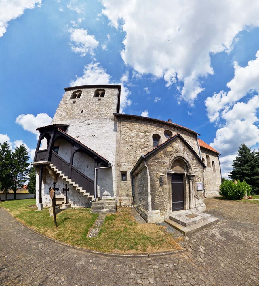 Kirche Ampleben
