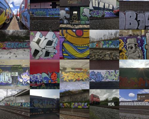 graffitis..