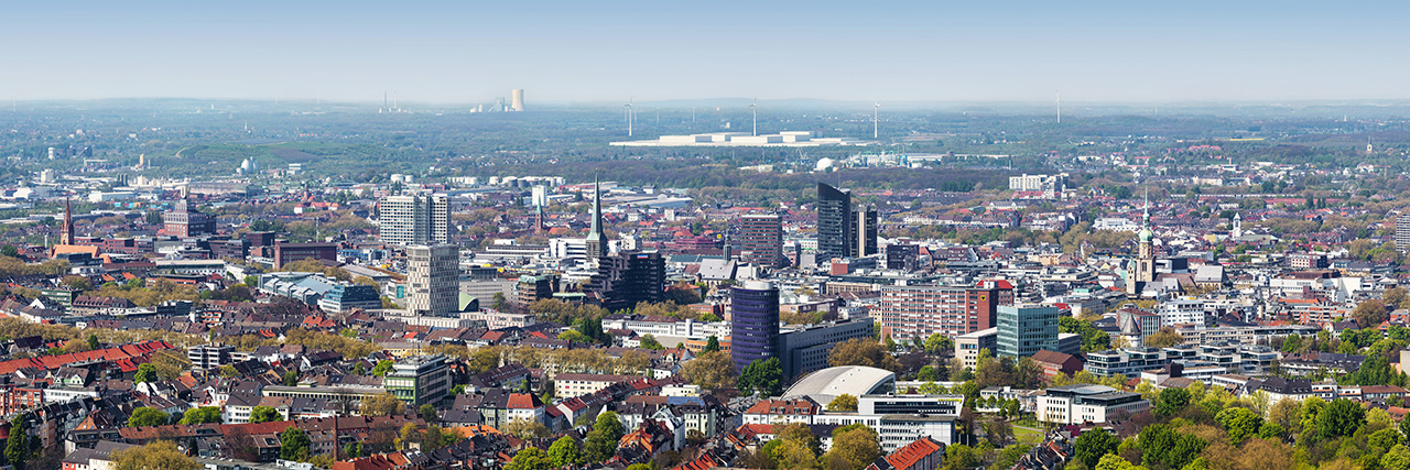 Dortmund City Panorama