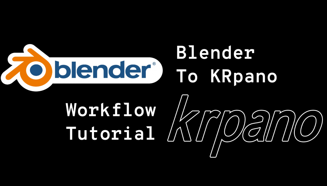 blender krpano tutorial