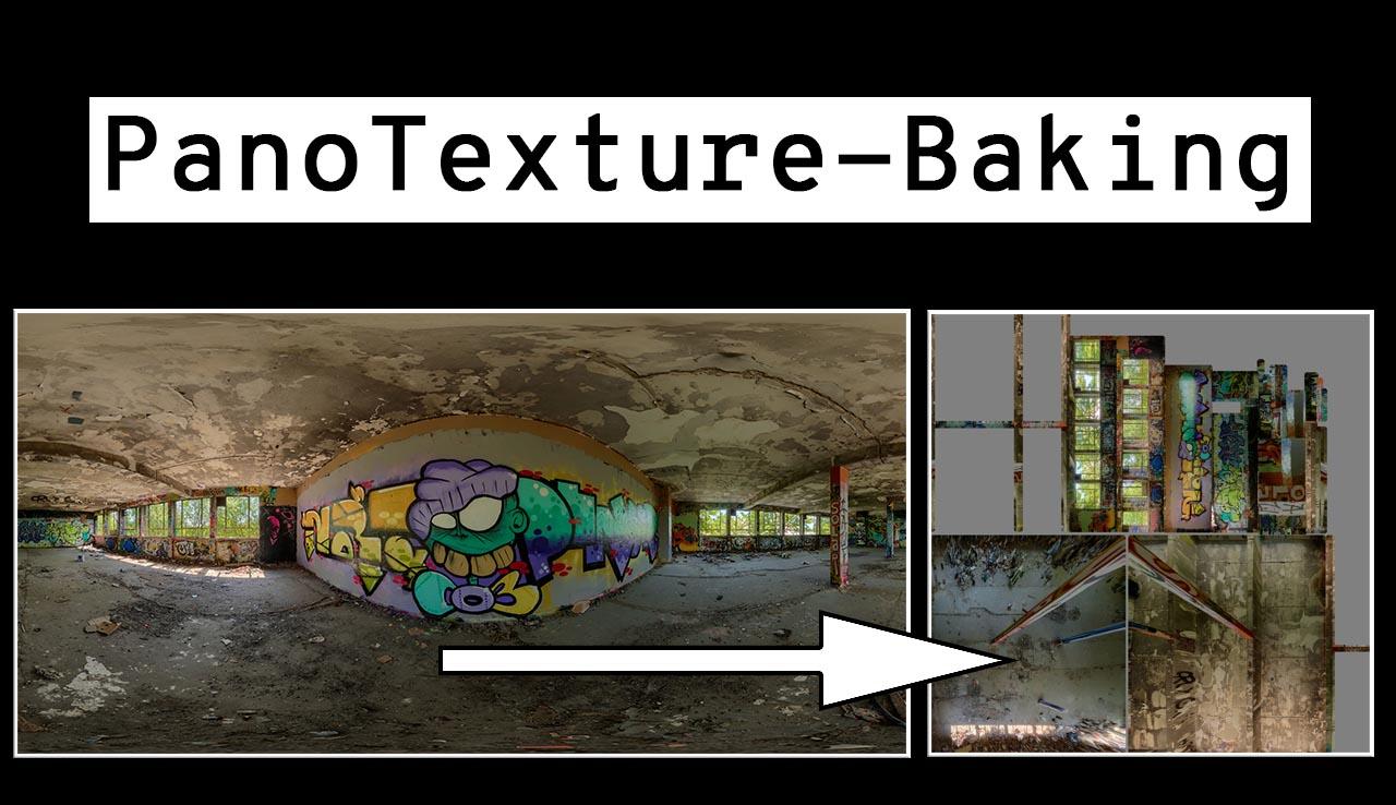 PanoTexture-Baking