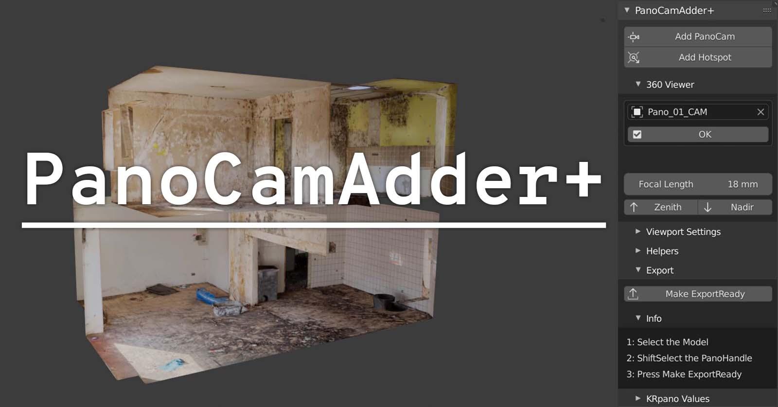 PanoCamAdder+