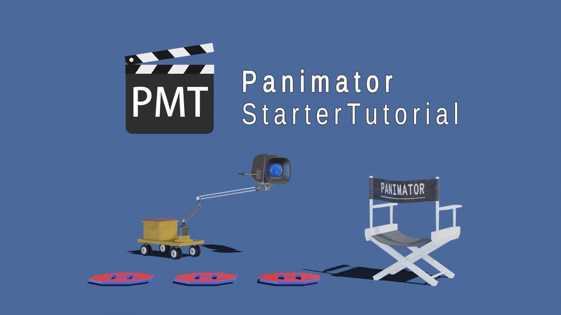 Panimator starter tutorial